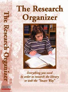 The Research Organizer <br>  <br/>